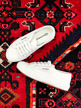 Superga Sneaker in White