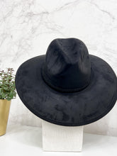 Load image into Gallery viewer, Heidi Hat in Black