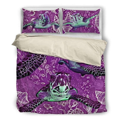 Bedding - Sea Turtle - Bedding Set