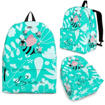 Kids Backpacks - Cute Bee - Backpack