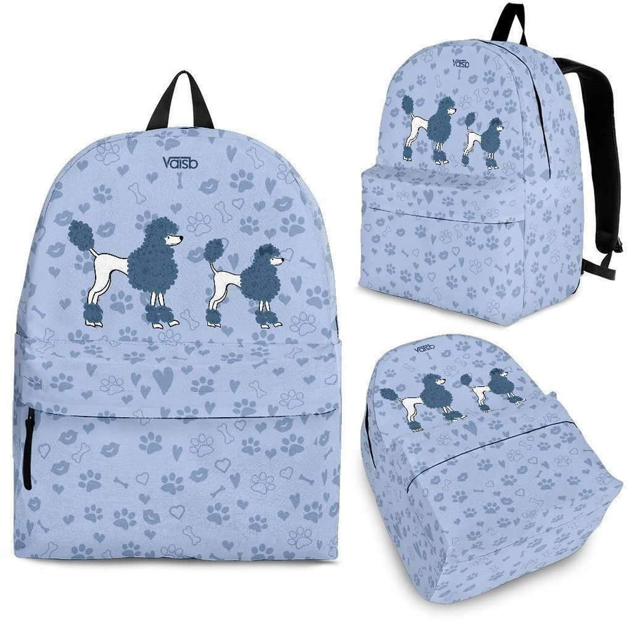 Kids Backpacks - KIDS Cute Poodle Backpack