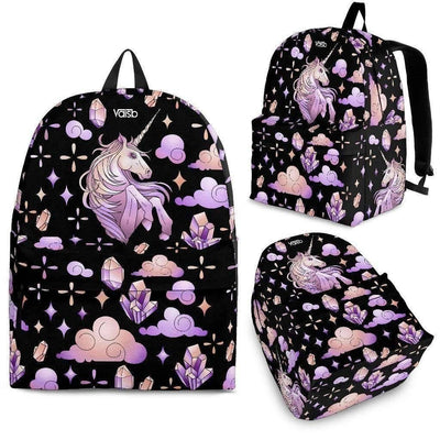 Kids Backpacks - Unicorn - Backpack (Black)