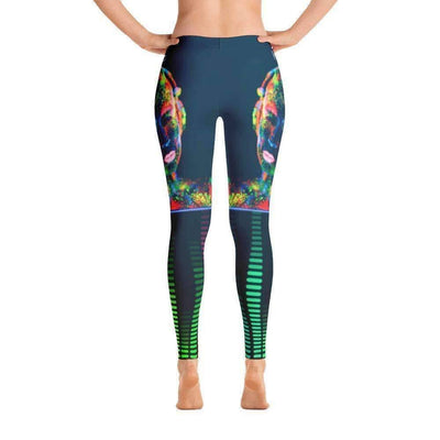 Leggings - Dj Girl - Leggings