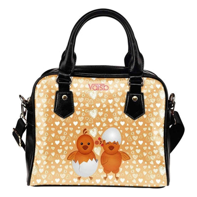Shoulder Handbag - Cute Chicken Shoulder Handbag