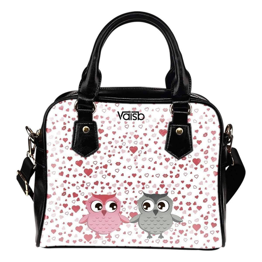 Shoulder Handbag - Cute OWL - Womens Shoulder Handbag