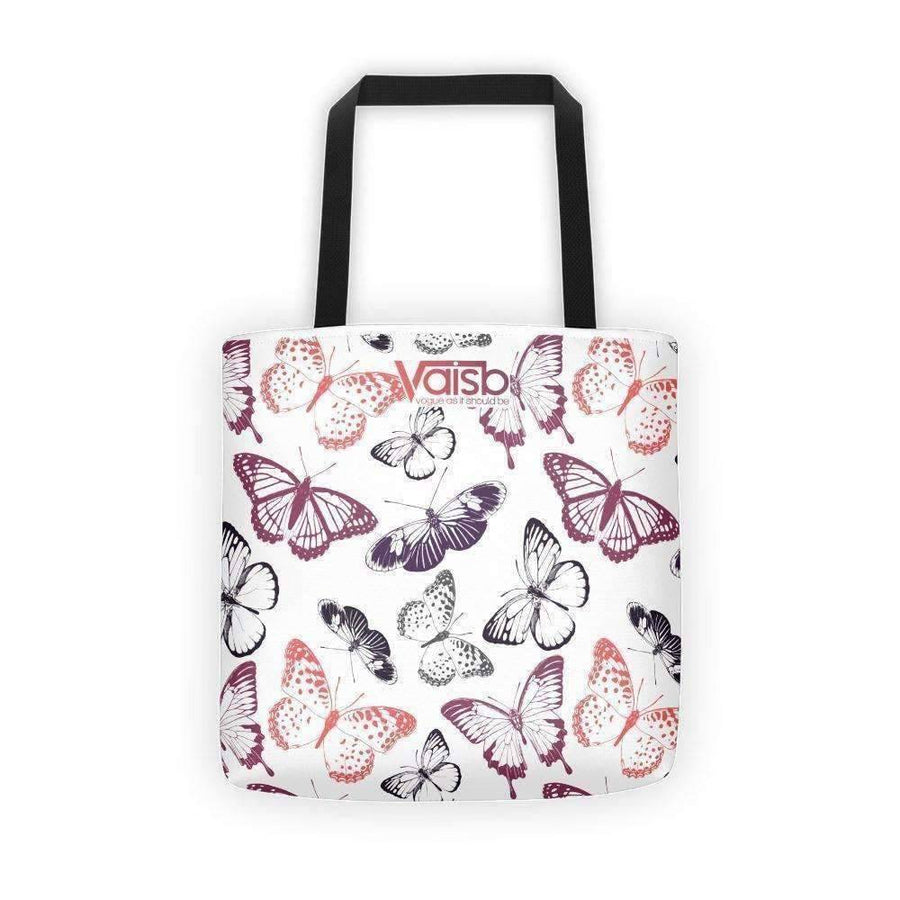 Tote Bag - Butterfly Tote Bag From Our Classic Collection