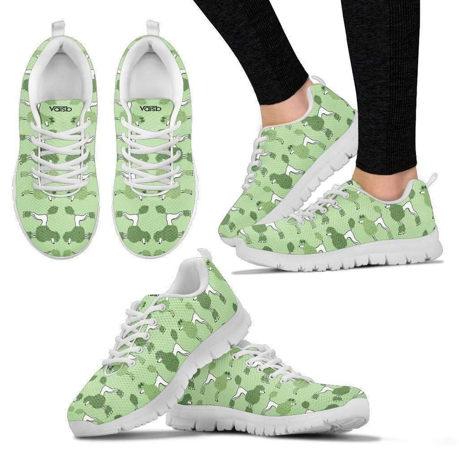 Womens Runners - Poodle - Womens Breathable And Lightweight Running Shoes