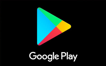 Tarjetas Google Play $10/$15/$25/$50