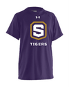 Youth Under Armour Locker T | Tigers Shield