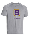 Adult Under Armour Locker T | Tigers Shield
