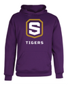 Adult Performance Hooded Sweatshirt | Tigers Shield