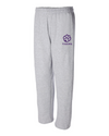 Adult NuBlend Open Bottom Sweatpants | Tigers Paw
