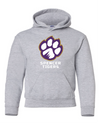 Youth Heavy Blend Hooded Sweatshirt | Full-Front Paw