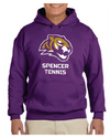 Adult Heavy Blend Hooded Sweatshirt | Spencer Tennis