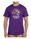 Adult Cotton Short Sleeve T-Shirt | Spencer Tennis