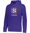 Adult Wicking Fleece Hoodie