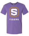 Adult Cotton Jersey T-Shirt | Tigers Shield