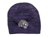 District Spaced-Dyed Beanie with Tiger Head Embroidery