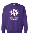 Adult Heavy Blend Crewneck Sweatshirt | Full-Front Paw