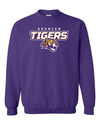 Adult Heavy Blend Crewneck Sweatshirt | Tigers Spirit