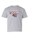 Youth Cotton Short Sleeve T-Shirt | Tigers Spirit