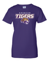 Women's Cotton Short Sleeve T-Shirt | Tigers Spirit