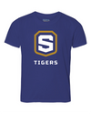 Youth Performance Short Sleeve T-Shirt | Tigers Shield