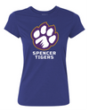 Women's Performance T-Shirt | Full-Front Paw