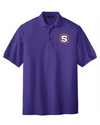 Adult Silk Touch Polo | S-Shield Embroidery