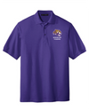 Adult Silk Touch Polo | Spencer Tigers - Tiger Head Embroidery