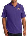 Core Blend Pique Polo | Tiger Head Embroidery