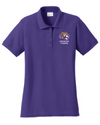 Women's Core Blend Pique Polo | Spencer Tigers - Tiger Head Embroidery