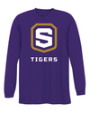 Adult Cooling Performance Long Sleeve T-Shirt | Tigers Shield
