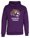 Adult Performance Hooded Sweatshirt | Spencer Tennis