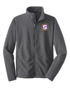 Youth Value Fleece Jacket | S-Shield Embroidery