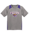 Youth Colorblock Tee  | Tigers Spirit