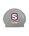 Spencer Tigers Licensed Swim Cap