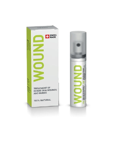 WOUND NATURAL SELF TREATMENT FOR WOUNDS - IMPORTED FROM SWITZERLAND