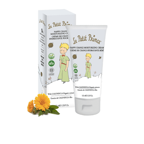 Le Petit Prince Nappy Change Moisturizing Cream 100 ml