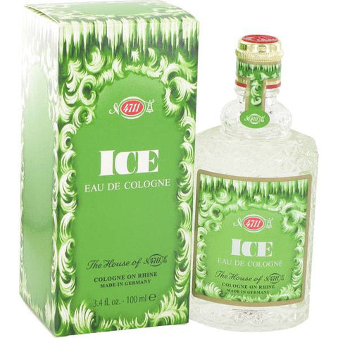 4711 Ice Eau de Cologne 100ml - Imported From Germany