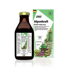 Salus Alpenkraft Herbal Cough Syrup 250ml