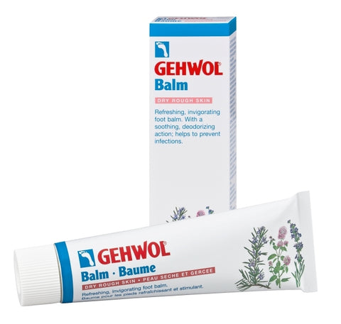 GEHWOL BALM FOR DRY ROUGH SKIN 75ML - IMPORTED FROM GERMANY