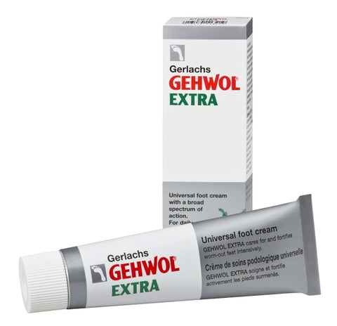 GEHWOL FOOT CREAM EXTRA 75 ML - IMPORTED FROM GERMANY