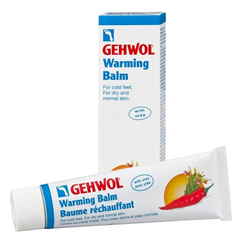 GEHWOL WARMING BALM 75ML - IMPORTED FROM GERMANY