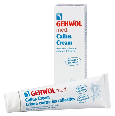 GEHWOL MED CALLOUS CREAM 75ML - IMPORTED FROM GERMANY
