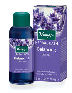 Kneipp Herbal Bath Balancing Lavender 100ml