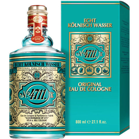 4711 Original Eau de Cologne 800ml - Imported From Germany