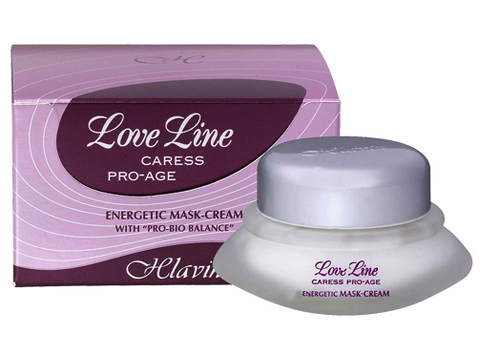 Love Line Caress Pro-Age - Energetic Mask Cream 50ml - Imported from Israel