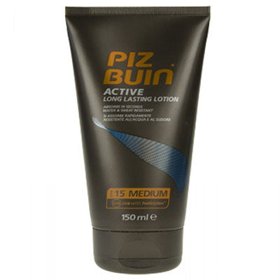 Piz Buin Active Long Lasting Lotion SPF 15 150ml