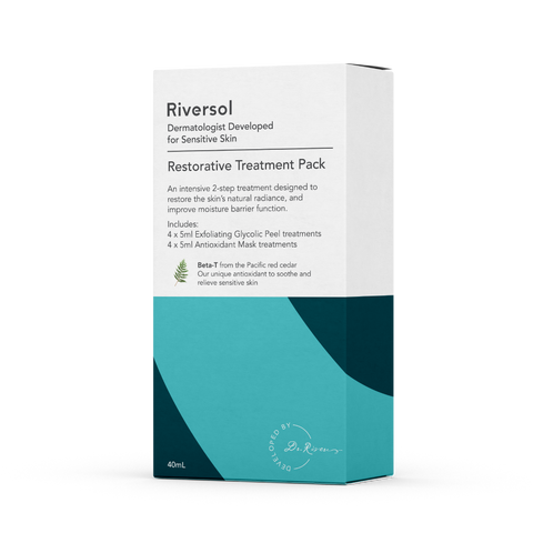 Riversol 2-Step Restorative Treatment Pack
